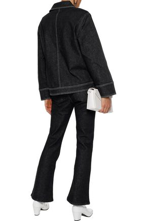 ALEXACHUNG Denim jacket