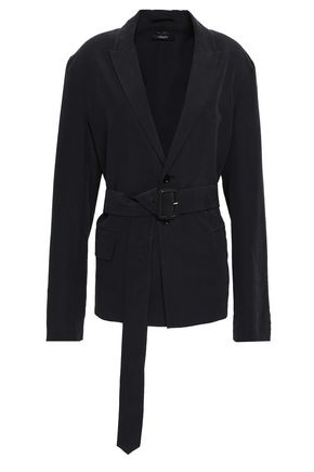 JOSEPH Washed-silk blazer
