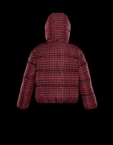 Moncler Kids 4-6 Years - Girl Woman: CAILLE IMPRIMÉ