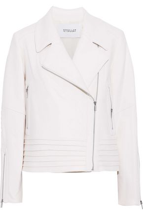 DEREK LAM 10 CROSBY Wool-blend twill jacket