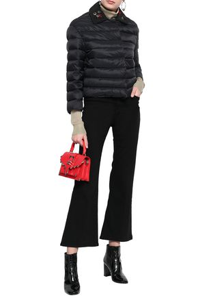REDValentino Quilted shell down jacket