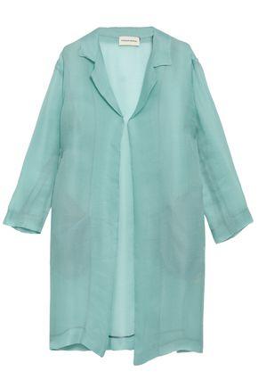 MANSUR GAVRIEL Silk-gauze coat