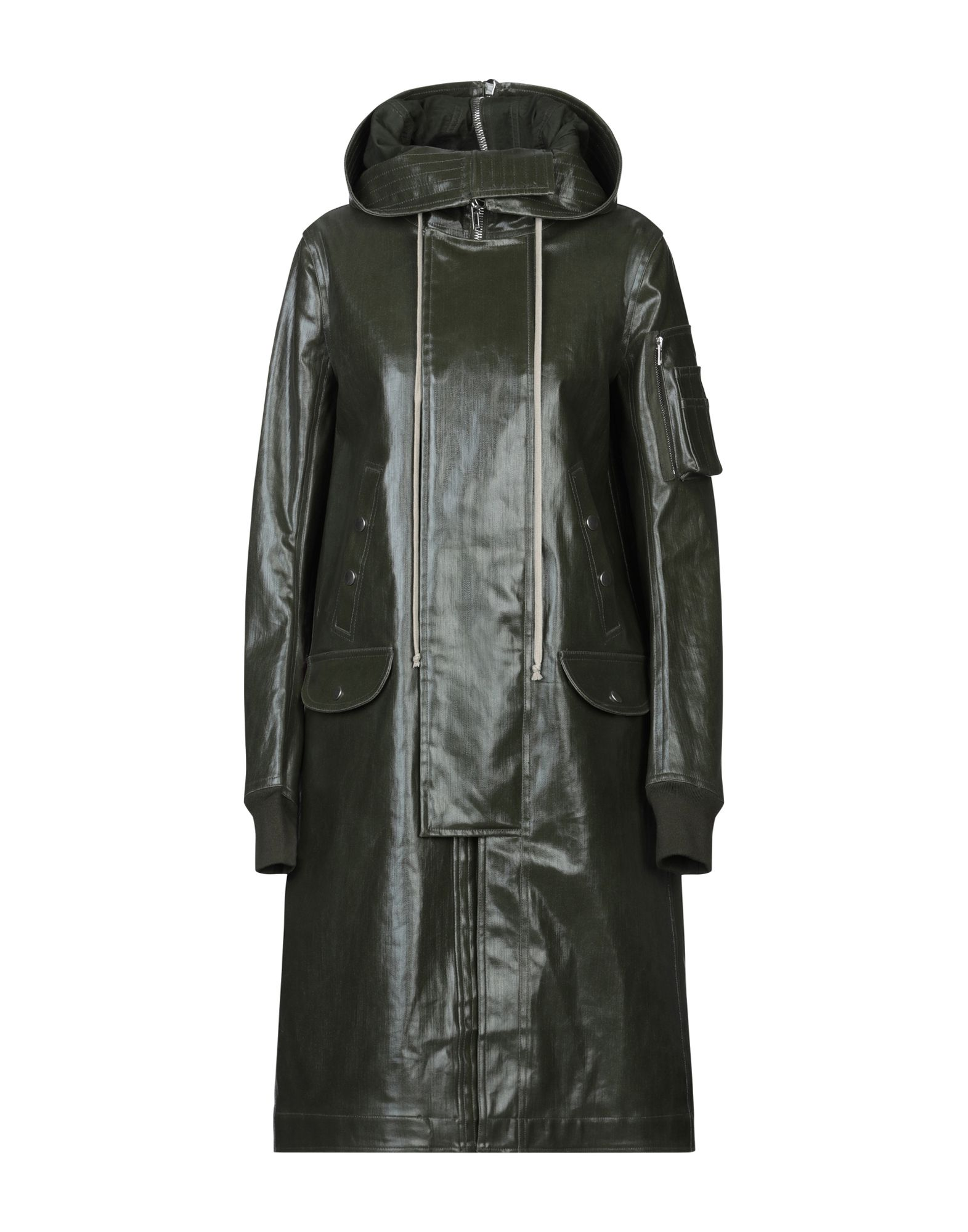 DRKSHDW by RICK OWENS Джинсовая верхняя одежда