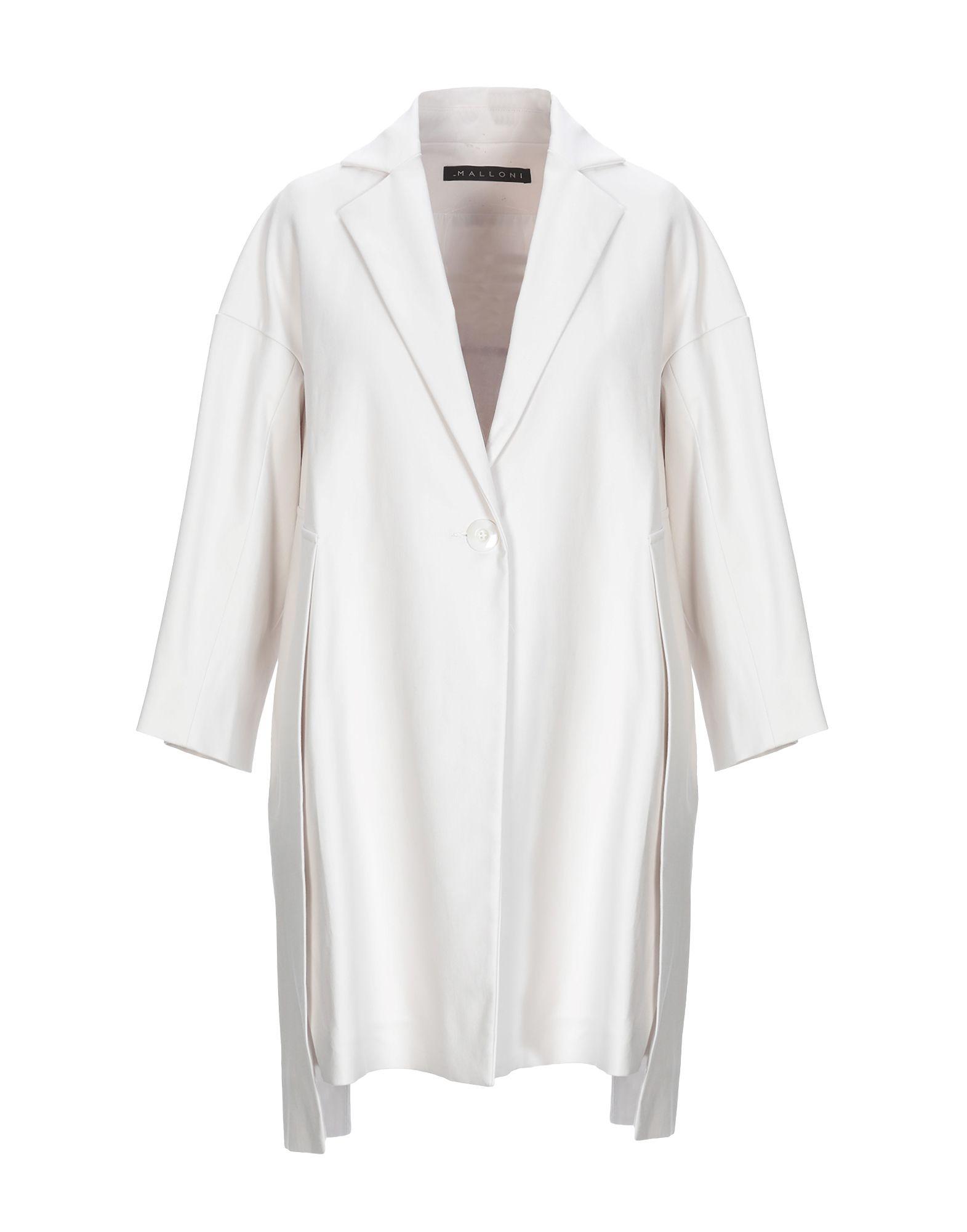 MALLONI Легкое пальто malloni пиджак