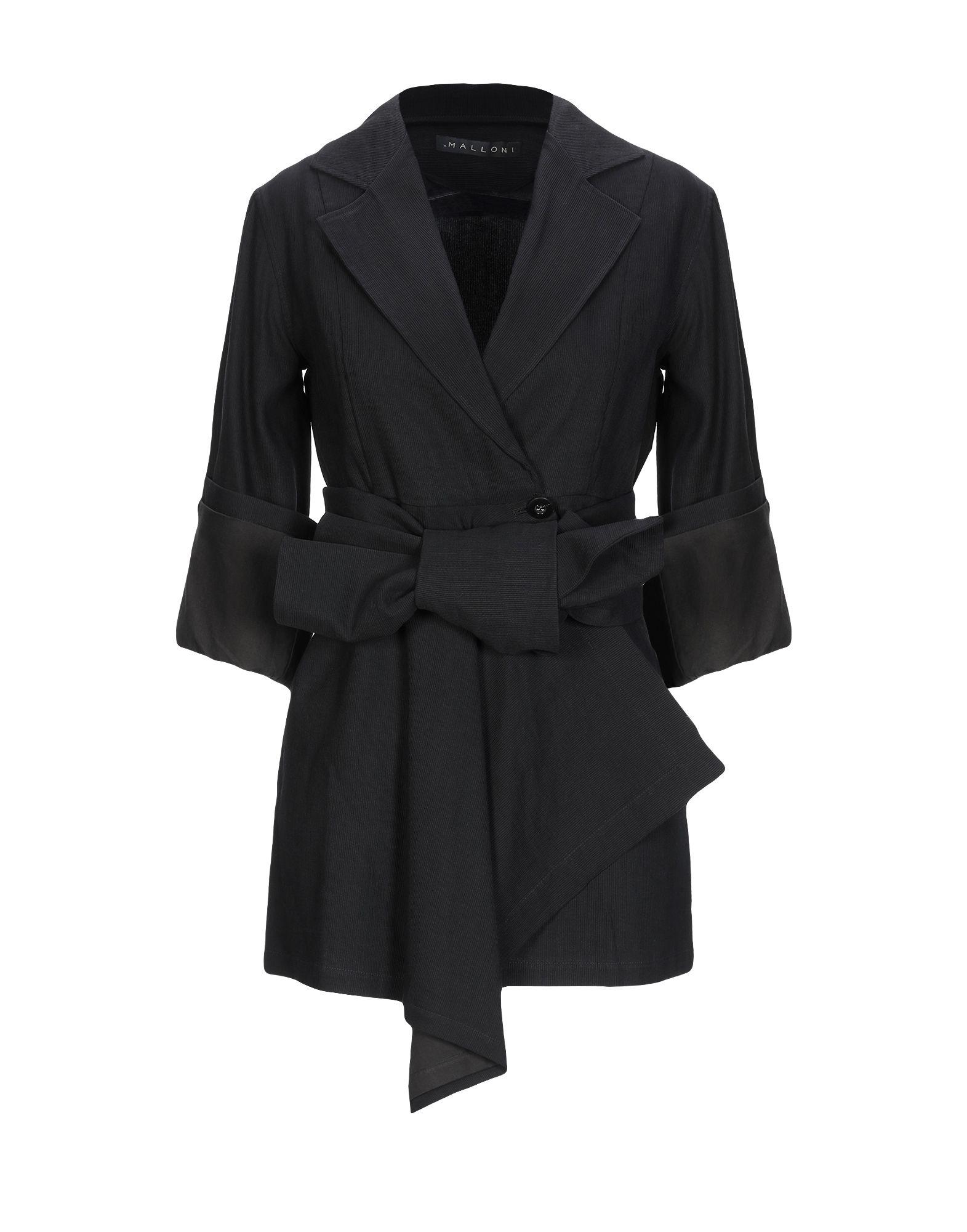 MALLONI Легкое пальто цена 2017