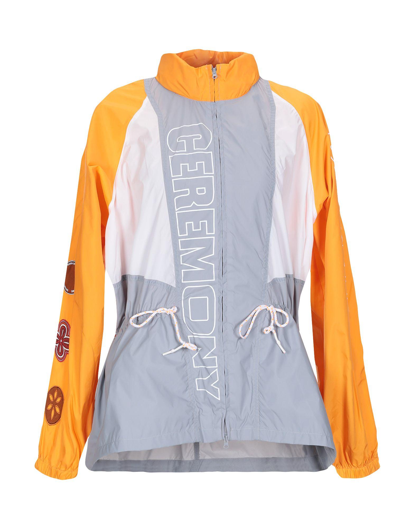 《送料無料》OPENING CEREMONY レディース ライトコート グレー XS ナイロン 100%
