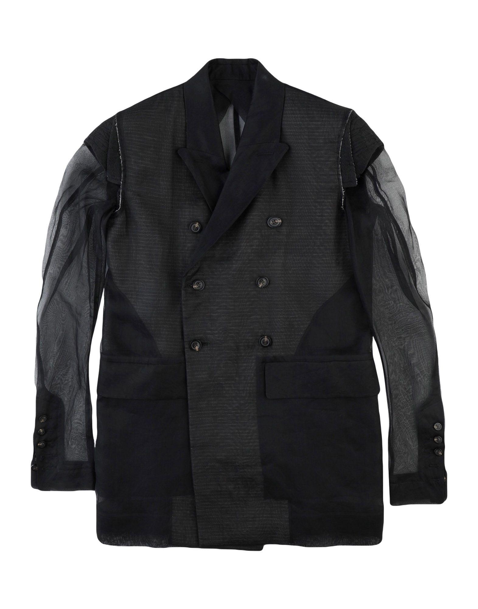 RICK OWENS Легкое пальто semicouture легкое пальто