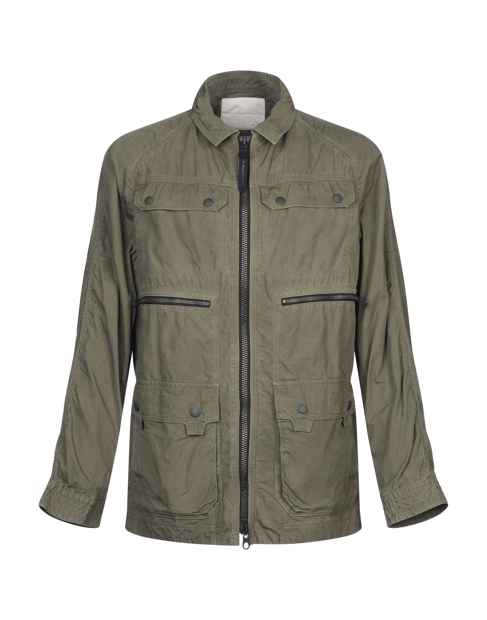 купить WHITE MOUNTAINEERING Куртка по цене 44500 рублей