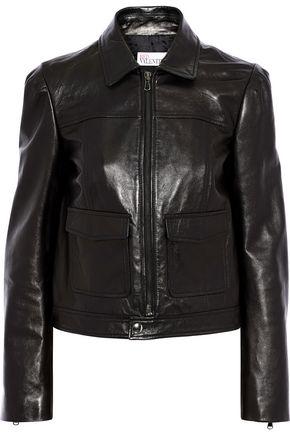REDValentino Leather jacket