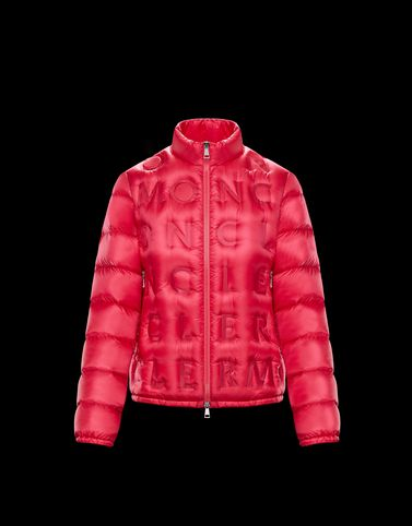 Moncler Short Down Jackets Woman: VILNIUS