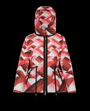 MONCLER RAIEF - Short outerwear - women