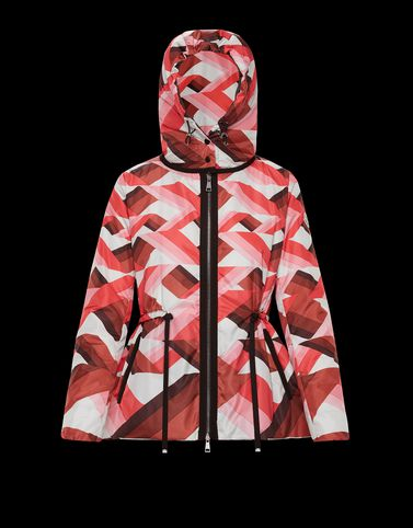 Moncler View all Outerwear Woman: RAIEF