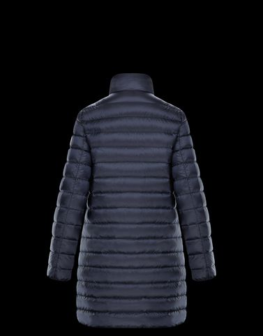 Moncler Long Down Jackets Woman: BERLIN