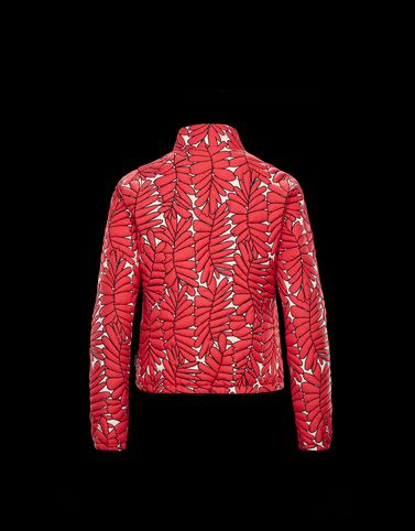 Moncler Short Down Jackets Woman: LISBONNE
