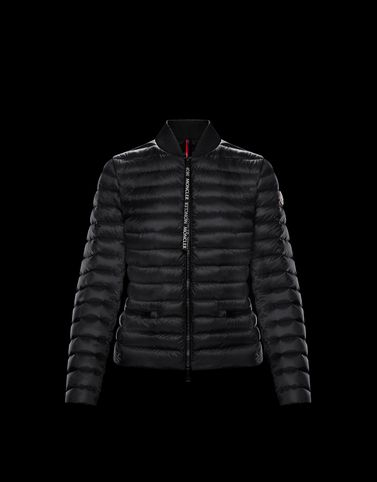 MONCLER BLENCA - Biker jackets - women