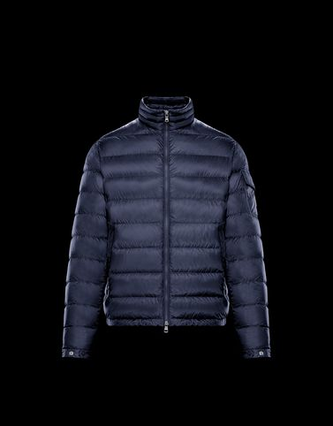 LAMBOT Dark blue Category Outerwear