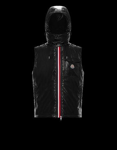 LIERNE Black Category Waistcoats