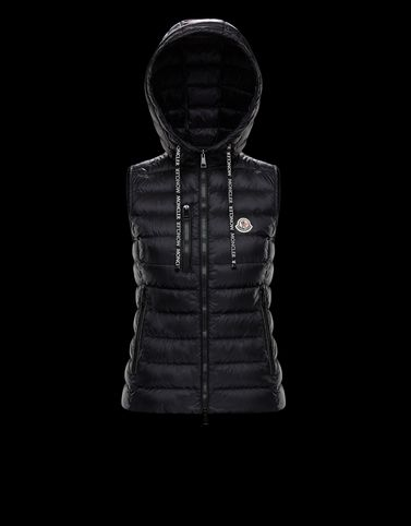 info for 971ba 48463 Moncler SUCRETTE for Woman, Vests | Official Online Store