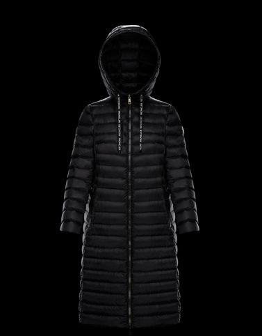 MONCLER SUVETTE - Long outerwear - women