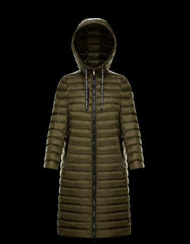 Moncler Long Down Jackets Woman: SUVETTE