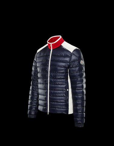 moncler barteau for man biker jackets official online store rh store moncler com