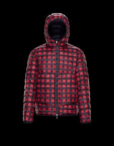 OISE Red Category Outerwear