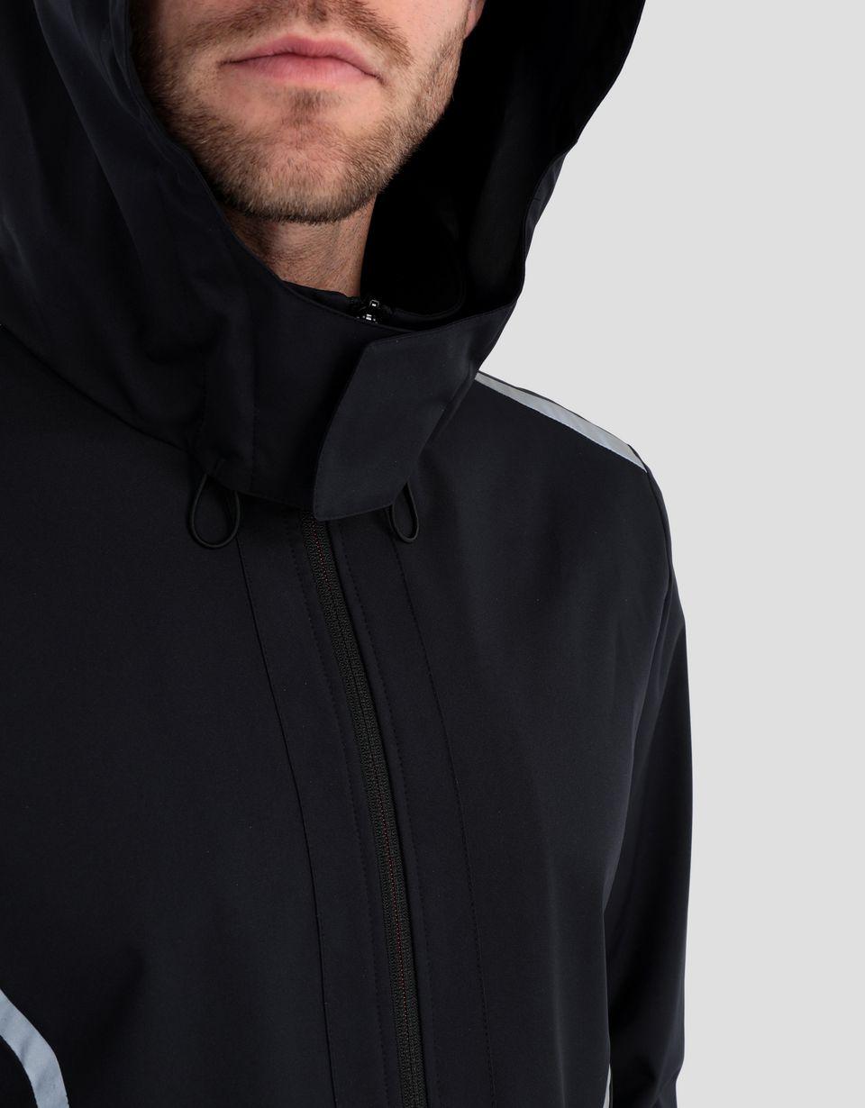 Scuderia Ferrari Online Store - Men's T2 TECH-TWILL Scuderia Ferrari jacket - Bombers & Track Jackets