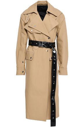 HELMUT LANG Cotton trench coat
