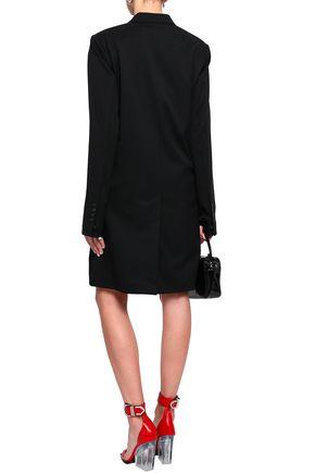 HELMUT LANG Wool-twill coat