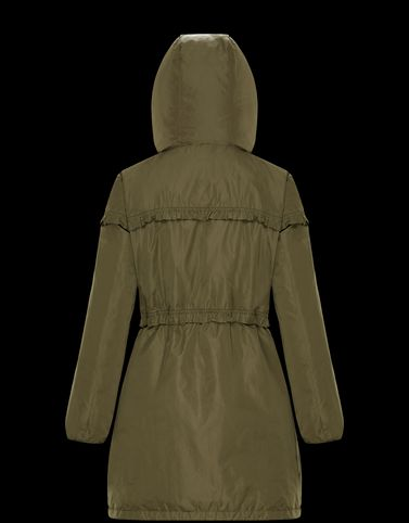 Moncler View all Outerwear Woman: LUXEMBOURG
