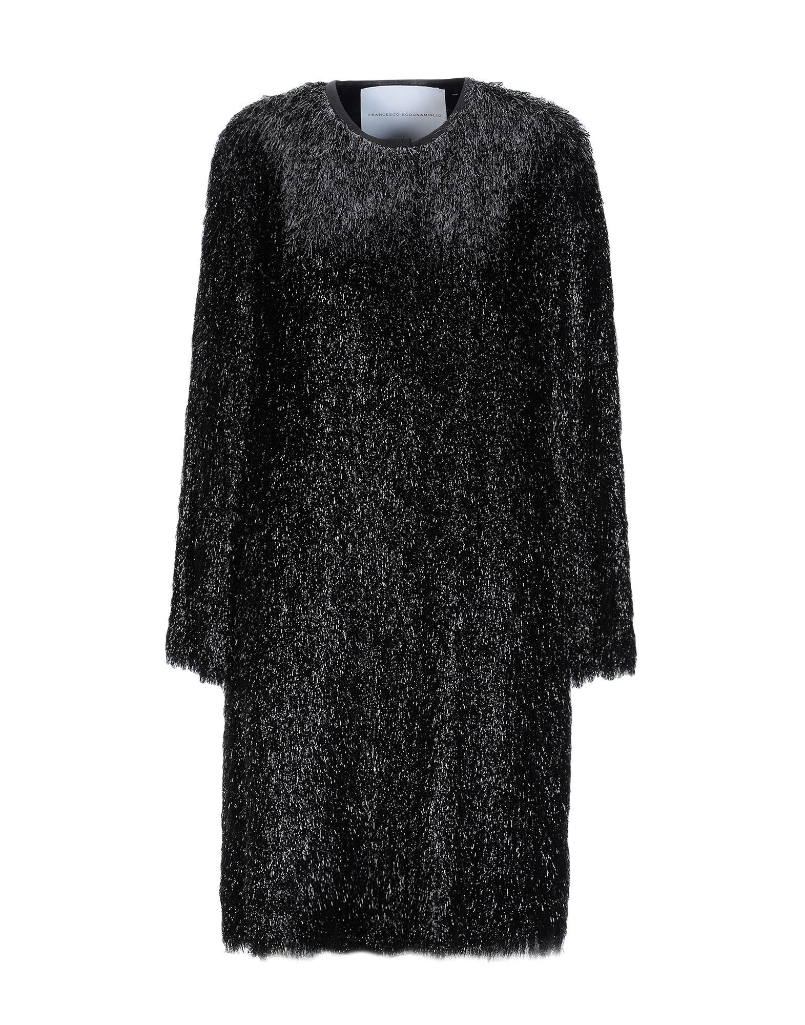 FRANCESCO SCOGNAMIGLIO Легкое пальто недорго, оригинальная цена