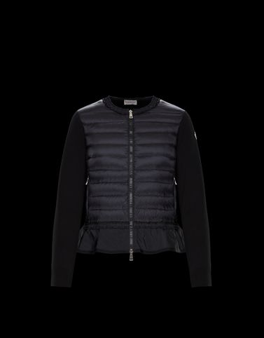 de4f4107c Moncler Women's Tops - Cardigans - Polo Shirts | Official Store