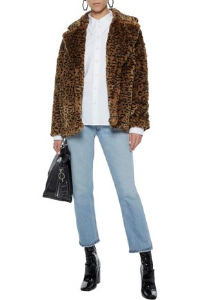 a7a776829c42 Faux Fur & Shearling Coats | Sale Up To 70% Off At THE OUTNET