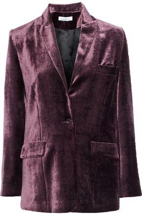 MAGDA BUTRYM Santa Cruz velvet blazer