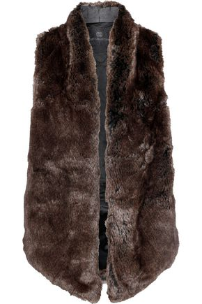 TART COLLECTIONS Kya faux fur vest