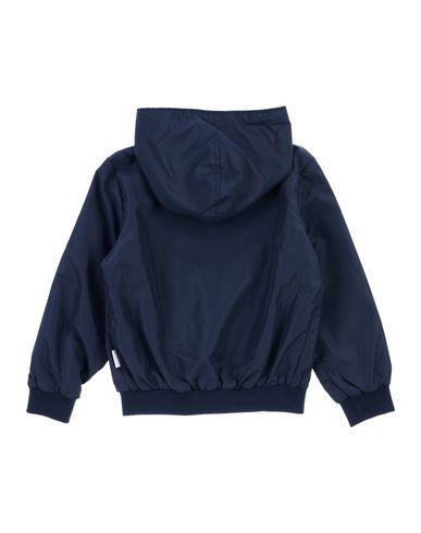 Фото 2 - Куртку темно-синего цвета