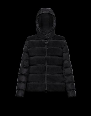 Moncler Short Down Jackets Woman: RIGA