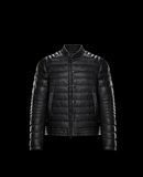 MONCLER TERRAY - Biker jackets - men