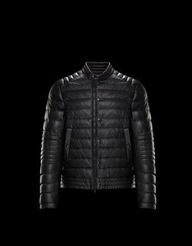 TERRAY Black Category Biker jackets
