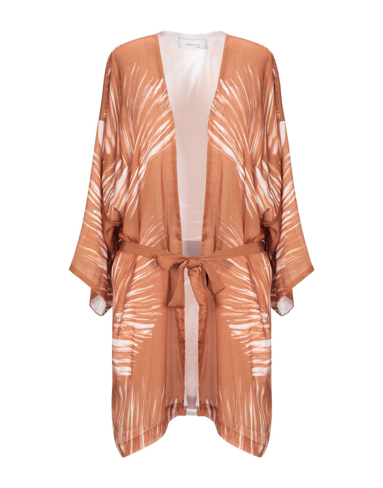 HIRONAĒ Легкое пальто пальто richmond x пальто короткие