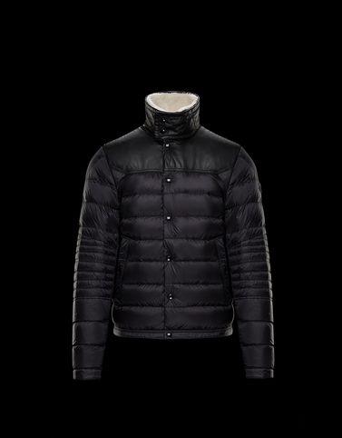 VASSEROT Black Category Biker jackets