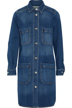 STELLA McCARTNEY Denim mini dress