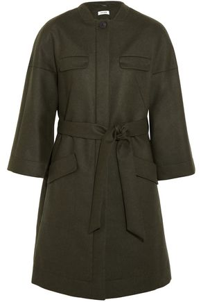 CEFINN Wool-blend coat