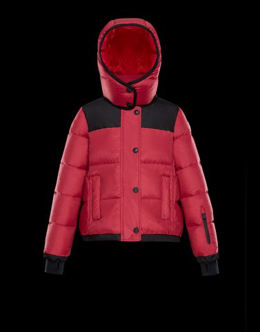 MONCLER HOLLIS - Short outerwear - women