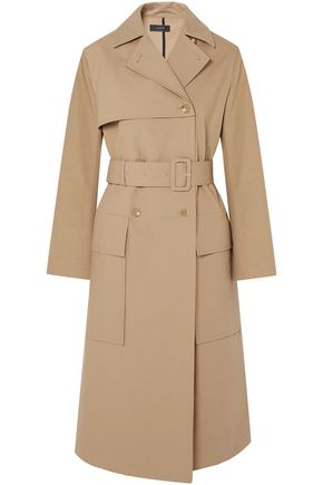 JOSEPH Damon cotton trench coat
