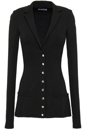PACO RABANNE Stretch-jersey jacket
