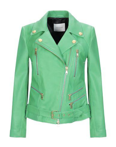 Купить Женскую куртку  зеленого цвета
