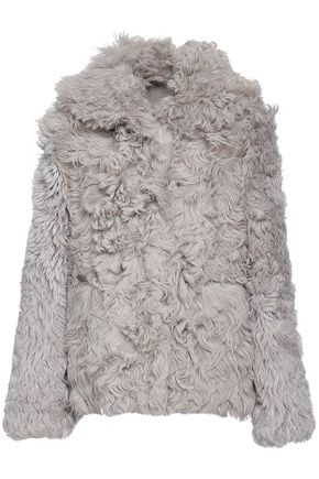 DOM GOOR Reversible shearling jacket