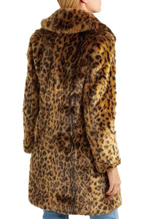 b53f46d7a5f2 Leopard-print faux fur coat | J.CREW | Sale up to 70% off | THE OUTNET
