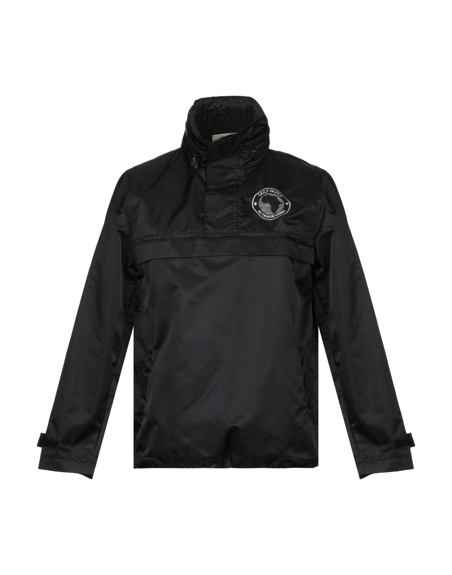 DAILY PAPER Куртка daily paper черная куртка карго